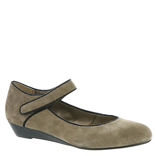Taupe Loafer Kiley Femmes Array Chaussures Leather 6CFBI1qx