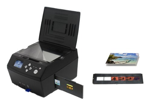 Introducing the latest SVP Model PS6800 4GB Digital Photo / Negative Films / Slides Scanner with built-in 2.4'' LCD Screen by SVP