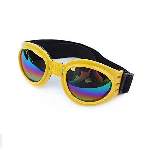 New Outdoor Sport Black Small Dog Cat Eye Sunglasses Goggles Glasses Decor Pet Product For Dogs Cats Accessories Sun Glasses - Goggles Boss