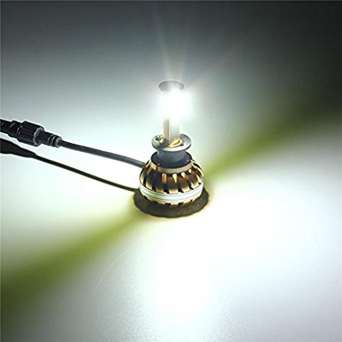 Price comparison product image Car Lights SOUFUN H7 120W CREE LED Headlight Kit 6000K White Car Bulb Lamp Light