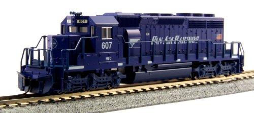 Sd40 2 Locomotive - Kato USA Model Train Products 607 N EMD SD40-2 Early Pan Am Railways Train