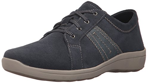 Blue Suede Women's Easy Blue Dark Sneaker Spirit Litesprint qnTXP