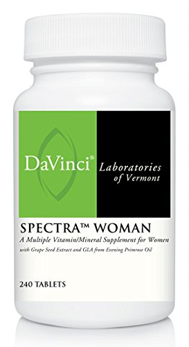 Davinci Labs - Spectra Woman 240 tabs [Health and Beauty]
