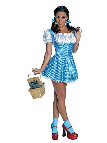 Secret Wishes Wizard of Oz 75th Anniversary Edition, Sequin Dorothy Costume -