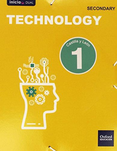 Technology. Student's Pack. Castilla León. ESO 1 (Inicia Dual) - 9788467351248