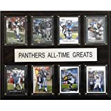 NFL Carolina Panthers All-Time Greats Plaque
