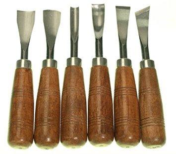 Wood Carvers 6 Pc. Heavy-Duty Tool Set (1 Pack)