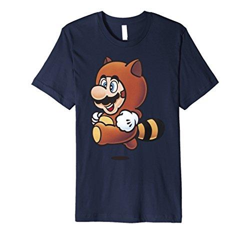Nintendo Super Mario Tanooki Suit Jump Premium