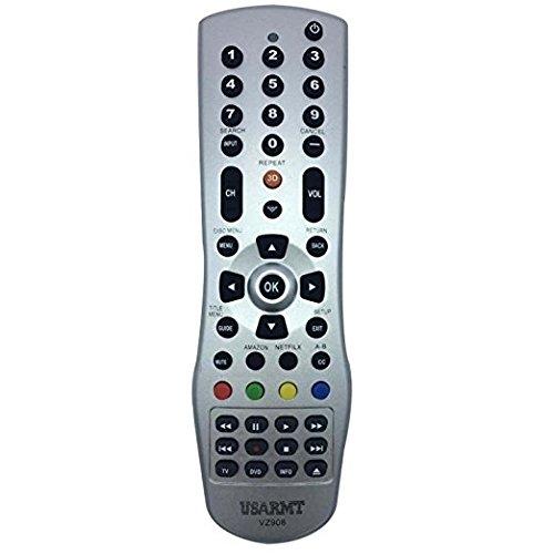 vizio universal remote xru110 - 1