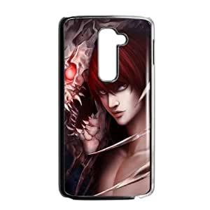 LG G2 Black Death Note phone case cell phone cases&Gift Holiday&Christmas Gifts NVFL7A8825508