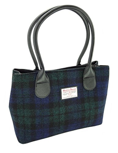 Harris Tweed Ladies Authentic Classic Handbags LB1003 Col60