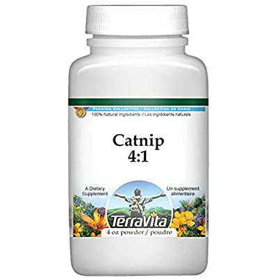 CatNip for Cats Catnip 4:1 Powder (4 oz, ZIN: 519553) [tag]
