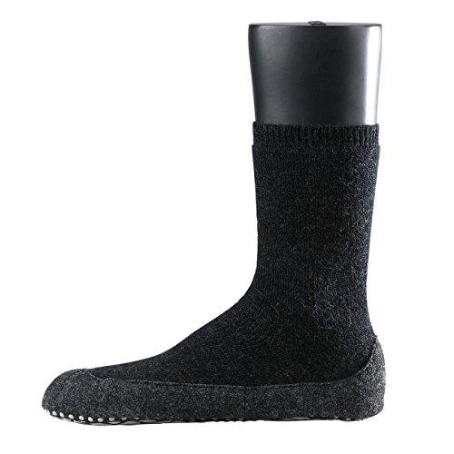 Falke 16560 Cosyshoe Socke - Calcetines cortos para hombre anthracite melange-3080