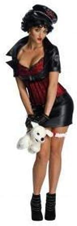 Betty Boop Biker Costume NEW by Secret Wishes Size Adult Medium