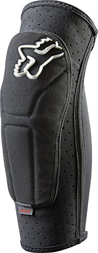 Fox Racing Launch Enduro MTB Elbow Pad , Grey, Small by Fox Racing