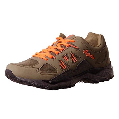 Australian De Zapatillas Au306 Sintético Hombre Para rERrzqnwPx