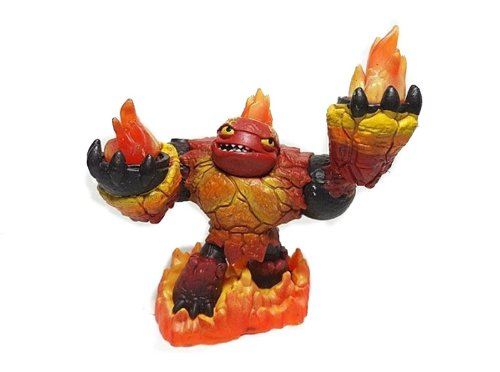 Skylanders Giants Single Loose Character Action Figure Hot Head ()
