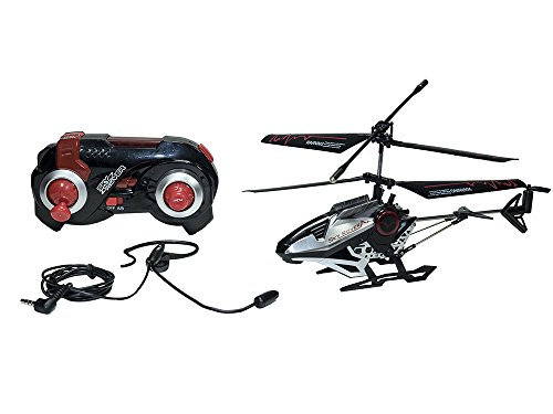 Sky Rover Voice Command Heli Vehicle (Rover Helicopter Sky Battery)