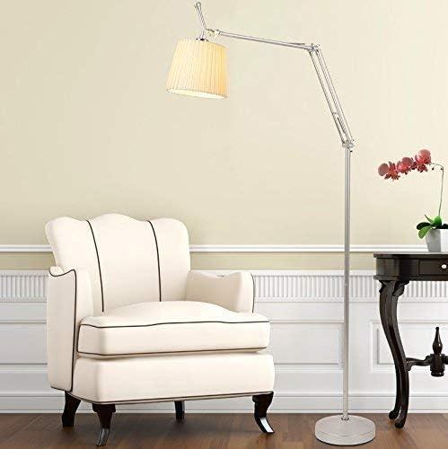 DJSMLDD Lámpara de pie de Lectura de Estudio, Junto a la Cama, Dormitorio, Sala de Estar, Estudio, Estudio: Amazon.es: Hogar