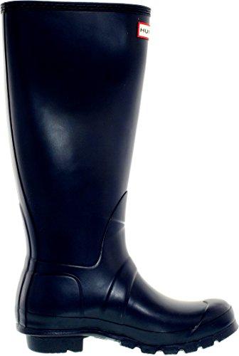 Hunter Women's Original Tall Navy Blue Rain Boots - 9 B(M) US by Hunter (Image #1)