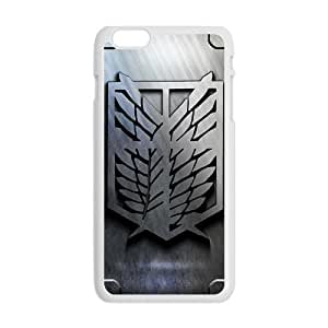 Attack on Titan signal Cell Phone Case for Iphone 6 Plus