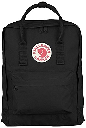 Fjallraven - Kanken Classic Pack, Heritage and Responsibility Since 1960, One (Scout Black Watch)