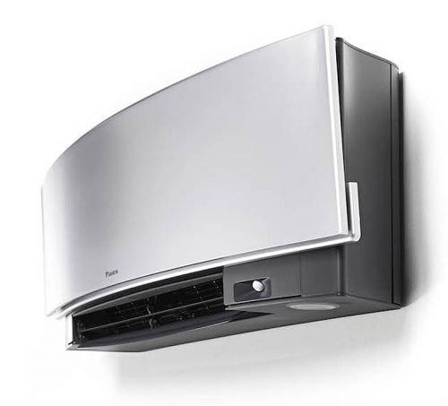 Daikin Inverter Diseño de Split de aire acondicionado emura FTXG25LS Plata 2,5 kW a + +/A + +: Amazon.es: Bricolaje y herramientas
