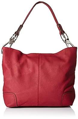 Simple Classic Everyday Hobo/Handbag - Fuschia