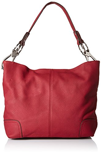 Classic Everyday Hobo (Simple Classic Everyday Hobo/Handbag - Fuschia)