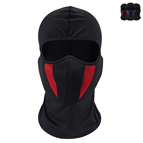 Balaclava Ski Mask  Windproof Face Mask  Motorcycle Face Mask For Men Women  Thin Breathable Perfect Mask For Motorcycling  Snowboarding  Hiking