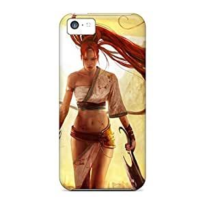 Premium Iphone 5c Case - Protective Skin - High Quality For Heavenly Sword