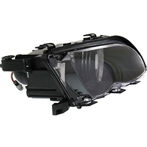 (Diften 114-A7562-X01 - Halogen Headlight Headlamp Passenger Right for BMW 3 Series Sedan Station Wagon)