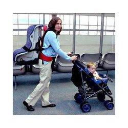 Amazon.com : Cheeky Monkey Pac Back : Child Safety Car Seat ...