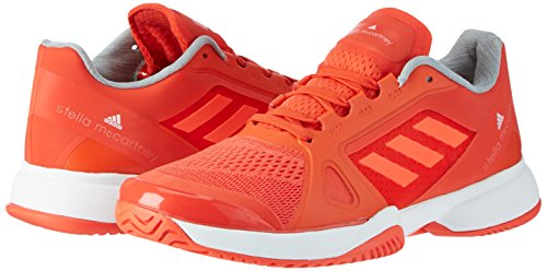 Orange De By Red Stella Orange Mccartney Adidas 2017 blaze Femme Chaussures ftw solar Barricade White Tennis Fgq4wnCUx
