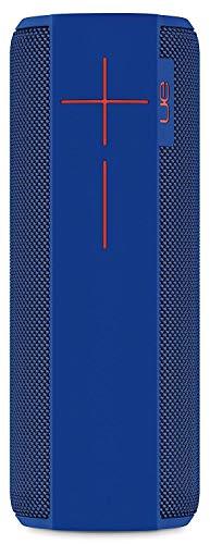 (UE MEGABOOM Wireless Bluetooth Speaker - Electric Blue (Renewed))