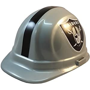 Las Vegas Raiders Hard Hats, Oakland Raiders Hard Hats, NFL Hard Hats, Custom Hard Hats