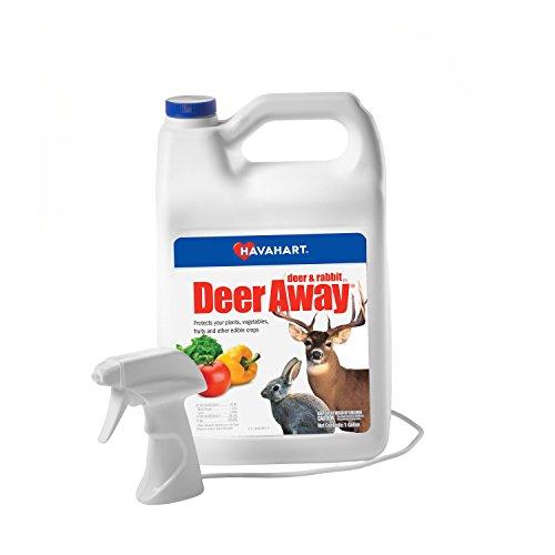 Havahart 128 oz. Deer Away Deer & Rabbit Repellent, Ready-to-Use Spray DA128RTU-2