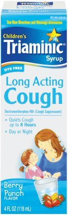 Triaminic Long Acting Cough