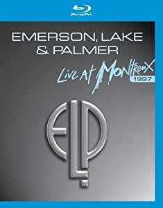 Emerson, Lake & Palmer: Live at Montreaux 1997 [Blu-ray]