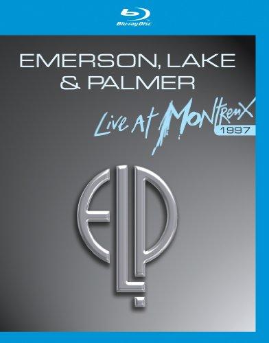 Emerson, Lake & Palmer: Live at Montreaux 1997 [Blu-ray] (Emerson Lake Live And Palmer)