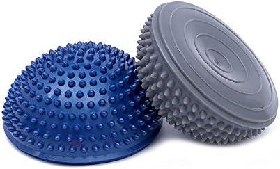 Pelota de masaje de pies dasking 2 piezas, Alfombra de acupresión ...