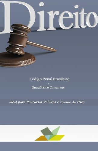 Código Penal Brasileiro com Questões (Portuguese Edition)