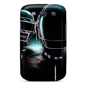 Samsung Galaxy S3 DHK2438eWEr Support Personal Customs Vivid Daft Punk Skin Shockproof Hard Phone Cover -PhilHolmes