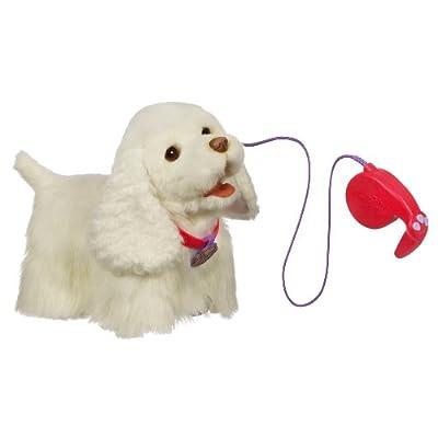 Furreal Gogo My Walkin Pup by Hasbro