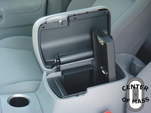 Console Vault safe for Toyota Tacoma (2005-2013) 1012 by Console Vault