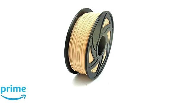 S SIENOC 1 paquete de filamento impresora 3D TPU 1.75mm Impresora ...
