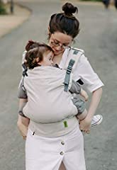 The Boba X Baby Carrier