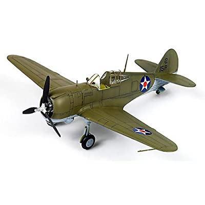 "1/48 P-36A/C Mohawk Mk.IV ""Pearl Harbor"" 12238 - Plastic model kit"