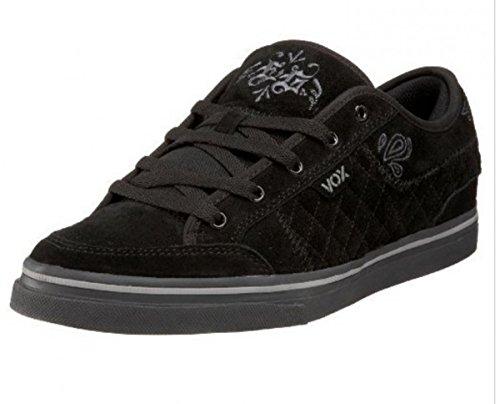 Vox Skateboard Schuhe Eman Blackout