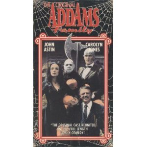 The Original Addams Family -